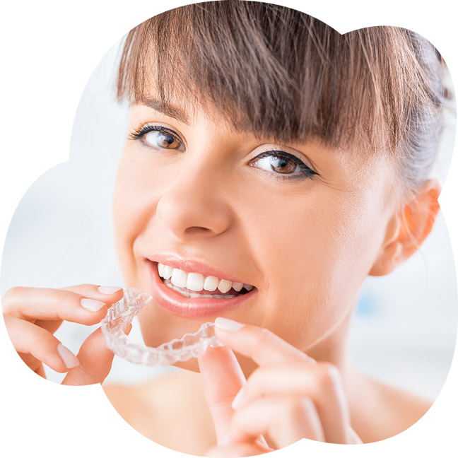 young adult invisalign